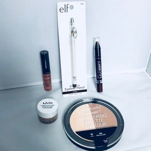 Bundle NYX Rimmel Elf & Wet n'Wild NEW & SEALED